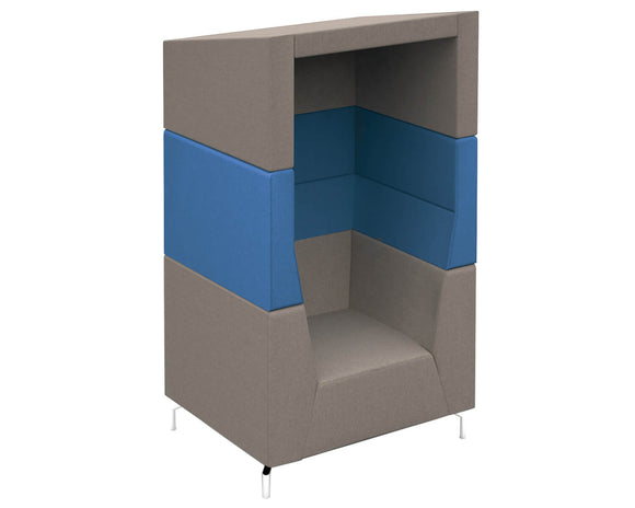 Social Spaces Alban Top Pod with Canopy