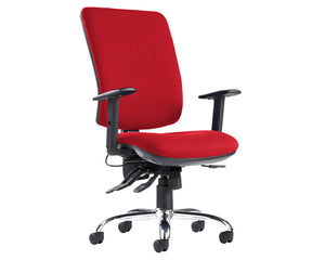 Workpro Bowler Plus 24hr Ergonomic Task Chair
