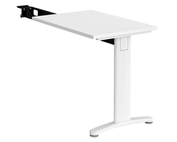 Workpro Channel Single Return Desk