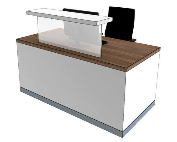 Clarke Rendall Classic Reception Desk