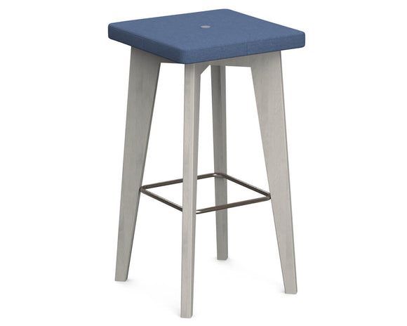 Social Spaces Crew Upholstered Stool