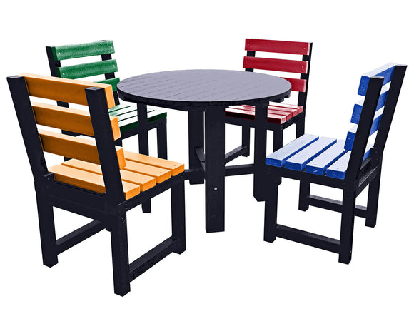 TDP Cromford Lees Outdoor Dining Set