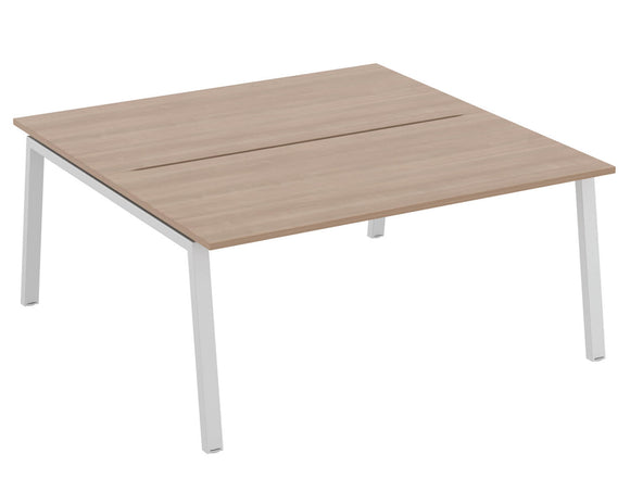 Elite Linnea Two Person Bench Desk