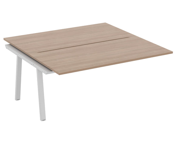 Elite Linnea Double Bench Shared Inset Leg