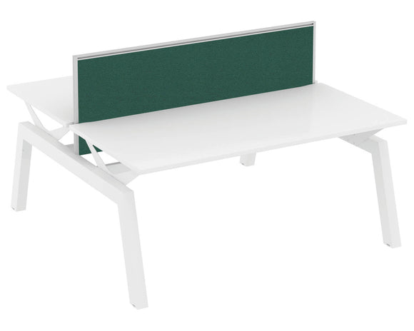 Elite Linnea Elevate Double Bench Screen