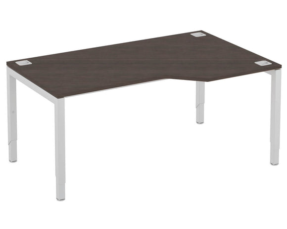 Elite Matrix Height Settable Right Hand Angular Desk