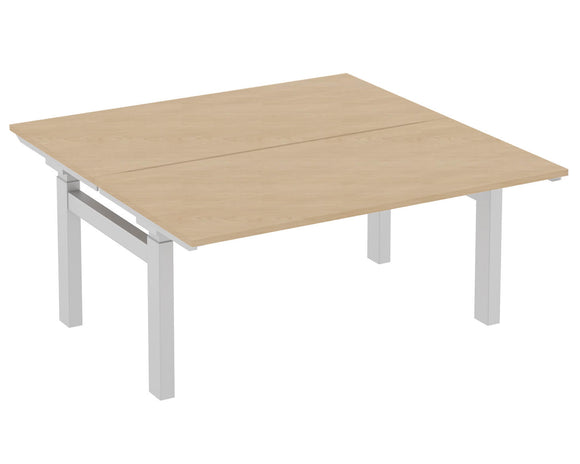 Elite Progress Double Bench Desk