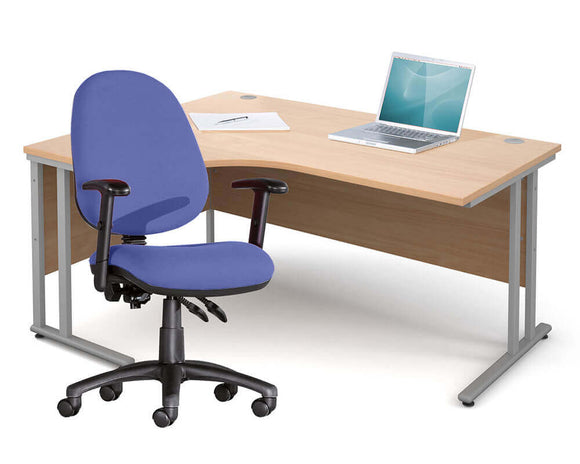 Workpro Single Ergonomic Workstation
