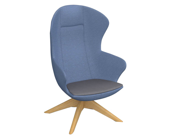 Social Spaces Figaro High Back Designer Chair