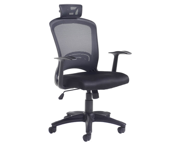 Workpro Flare Mesh Back Operator Chair