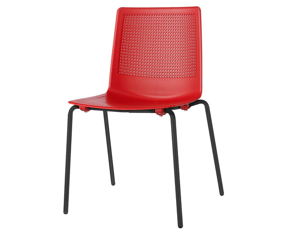 Social Spaces Harmony Multi-Purpose Chair with 4 Leg Frame