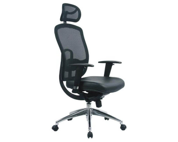 Workpro Independence Mesh High Back Executive Chair