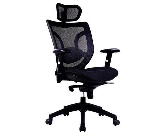 Workpro Isaac Mesh High Back Executive Chair
