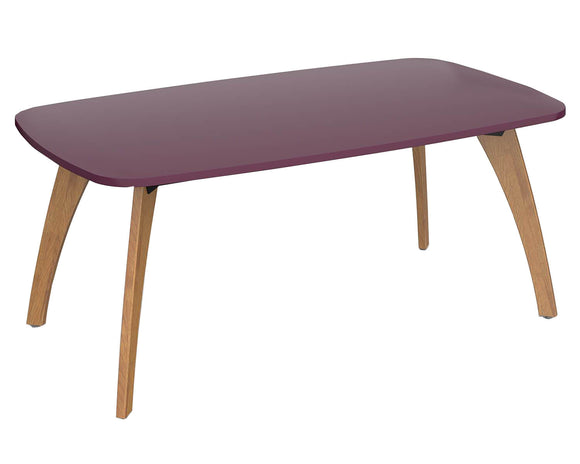 Social Spaces Karma Rectangular Meeting Table