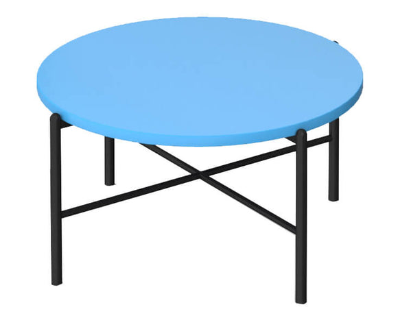 Social Spaces Kastaway Circular Coffee Table
