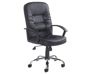Workpro Lea High Back Managers Chair