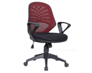 Workpro Lotto Mesh Back Operator Chair