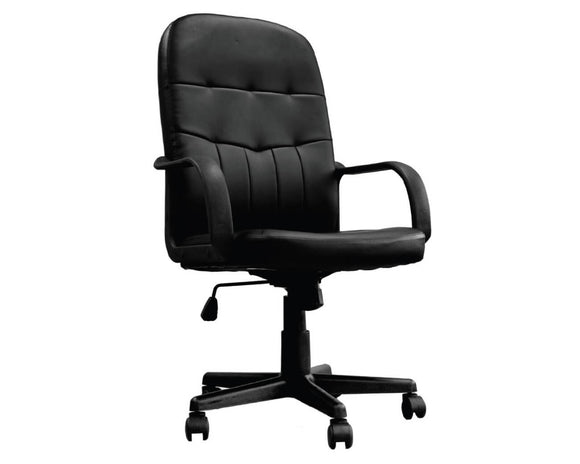 Workpro Lyra Bonded Leather Operator Chair
