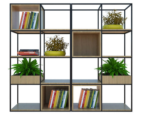 Orn Konnect Shelving Unit