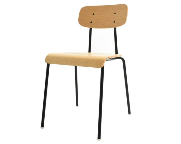 Orn Solo Wooden Chair
