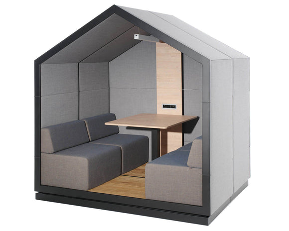Workpro Outside In Double Meeting Pod