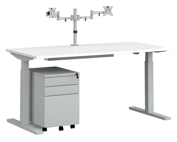 Workpro Rise Plus Sit/Stand Workstation