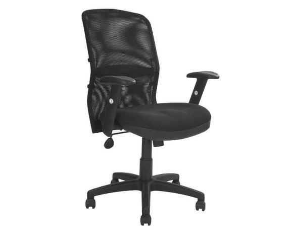 Workpro Saturn Mesh Back Managers Chair
