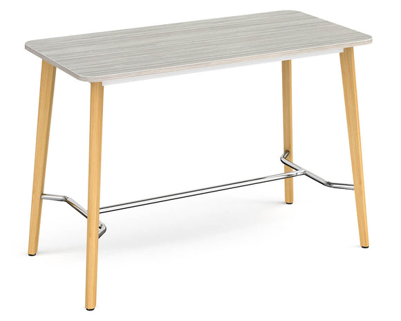 Social Spaces Saxon Rectangular Poseur Table