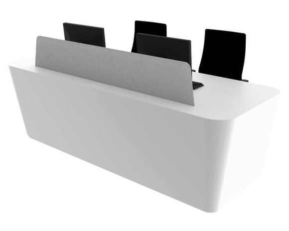 Clarke Rendall Share Reception Desk