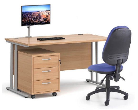 Workpro Single Workstation