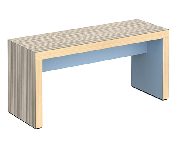 Social Spaces Slab Low Bench
