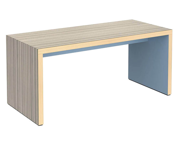 Social Spaces Slab Dining Table