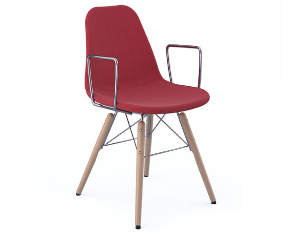 Social Spaces Suzi Upholstered Chair