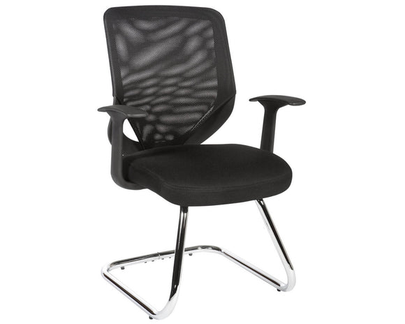 Teknik Nova Mesh Visitor Chair
