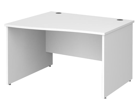 Workpro Tenor Panel End Wave Desk