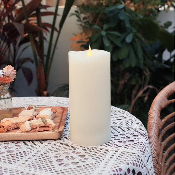 KooPower Flickering LED Candle