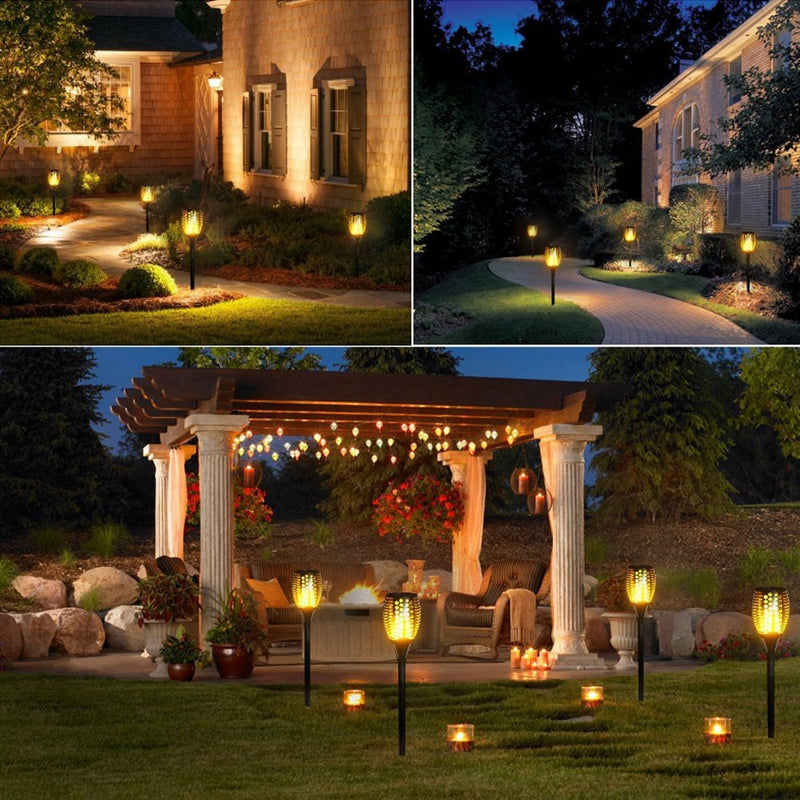 Tiki Torches for Patios, Gardens and Backyards