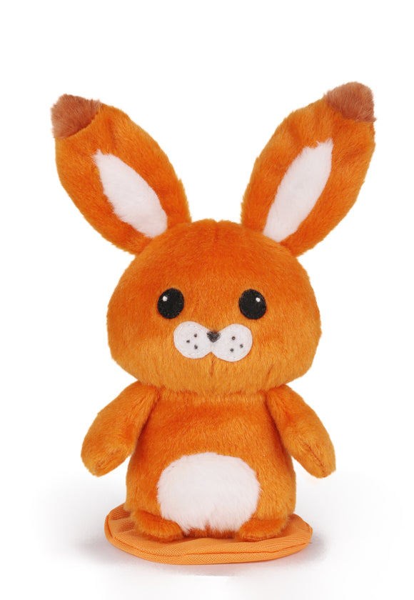 Littleup Bunny Shoulder Plush