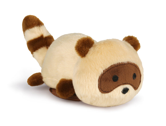 Littleup Raccoon Shoulder Plush