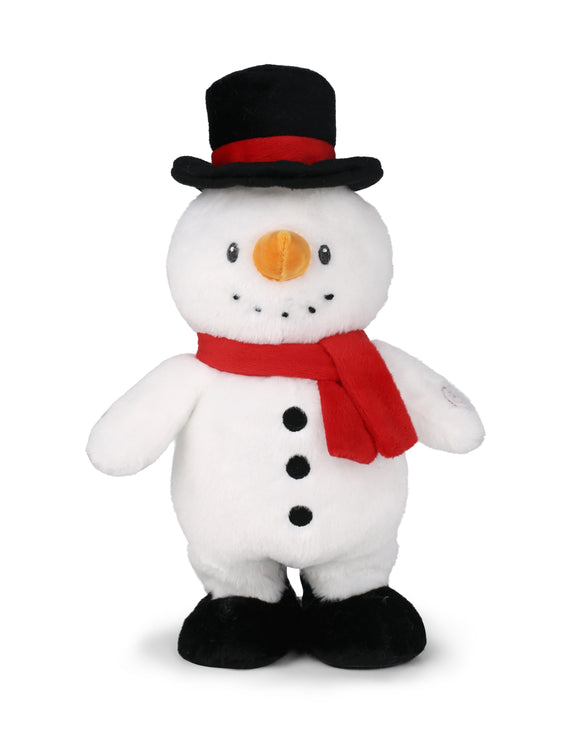 Littleup Repeat Me Snowman