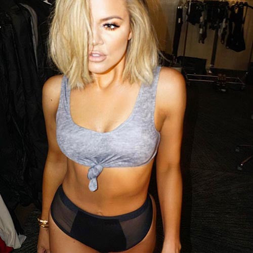 AS SEEN ON: KHLOE KARDASHIAN