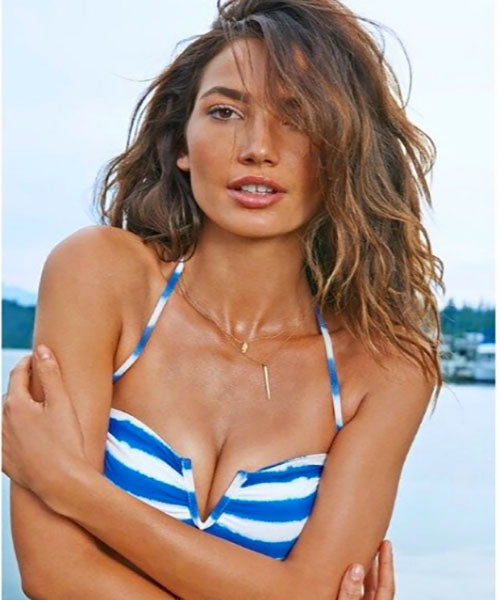 AS SEEN ON: LILY ALDRIDGE