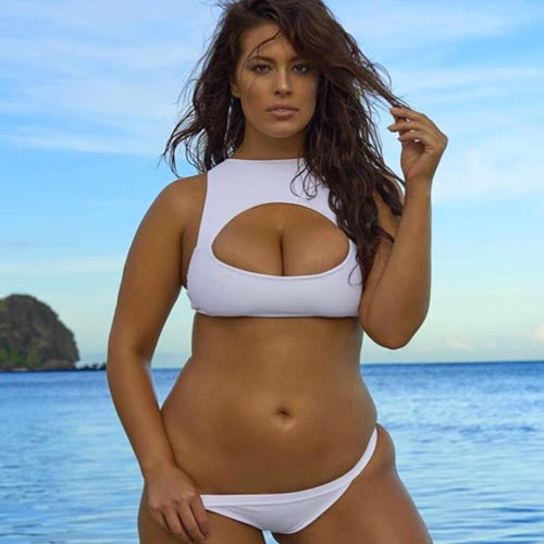 AS SEEN ON:ASHLEY GRAHAM