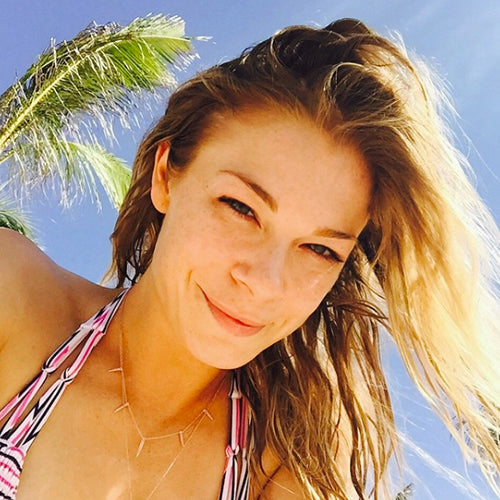AS SEEN ON: LEANN RIMES