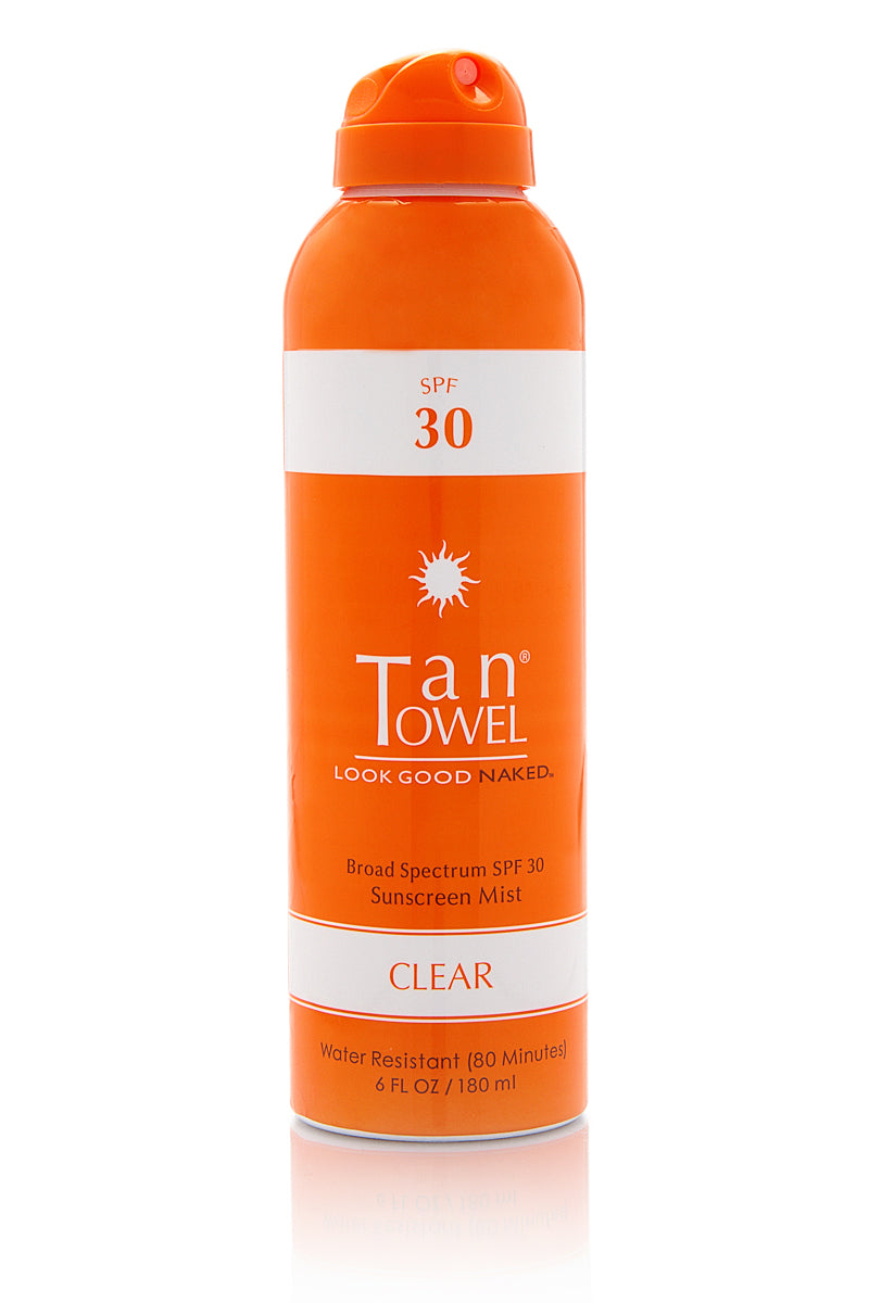 SPF Clear Spray