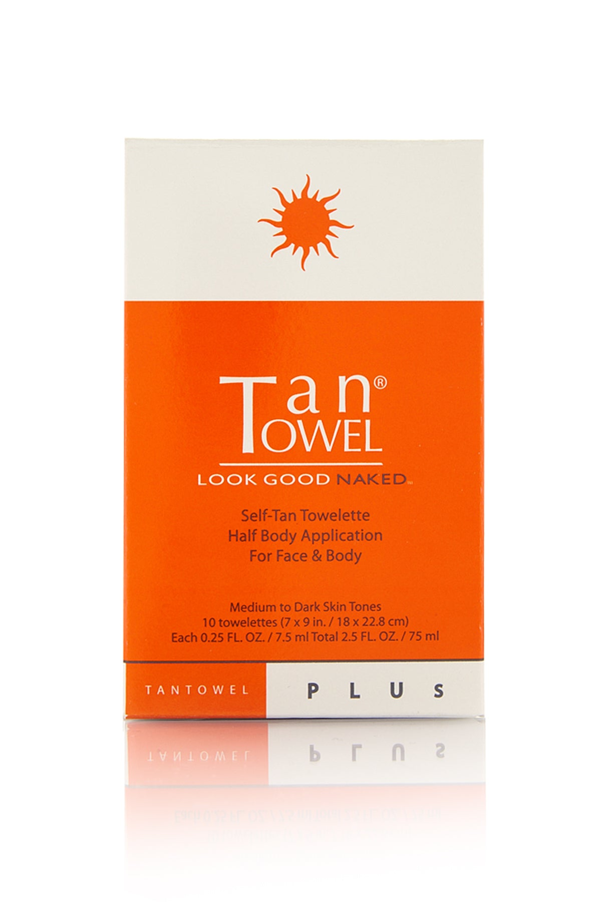 Self Tan Half Body Medium to Dark Kit