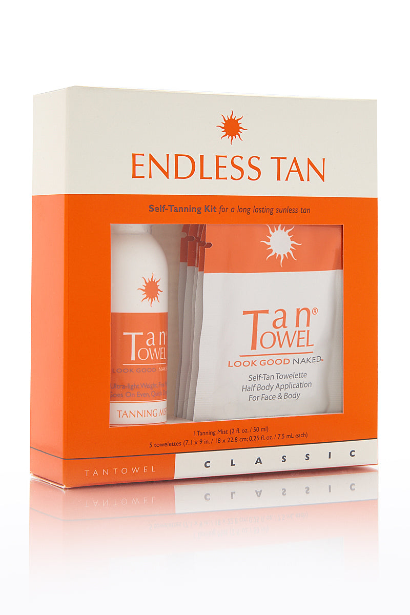 Endless Self Tanning Classic Kit
