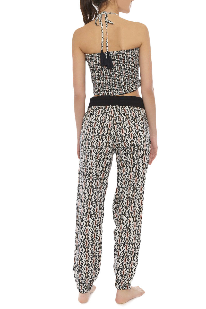 PIA ROSSINI Patagonia Beach Trousers Cover Up | Multicolor| Pia Rossini Patagonia Beach Trousers