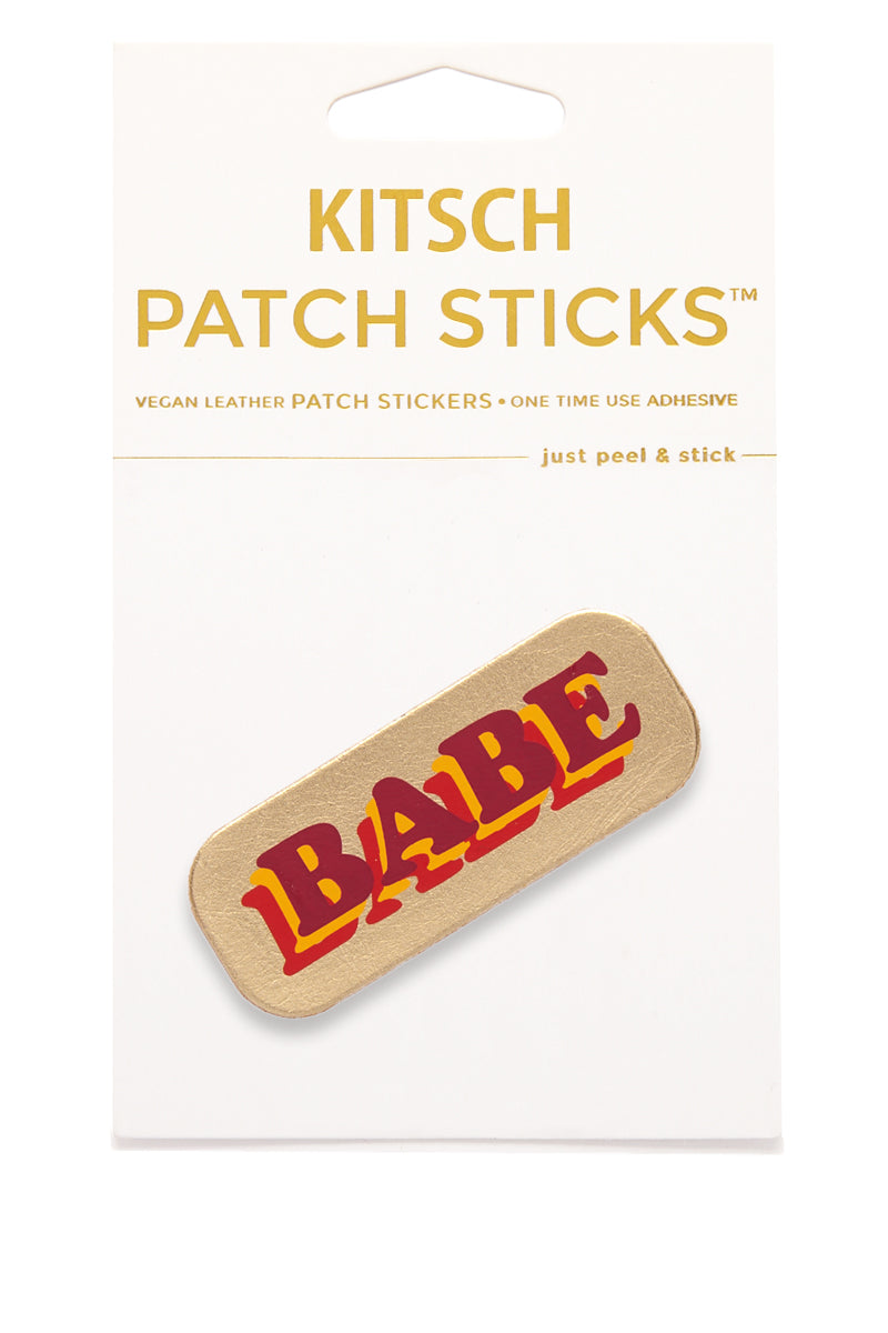 Babe Patch Stick