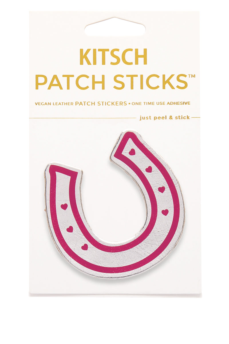 Horseshoe Patch Stick